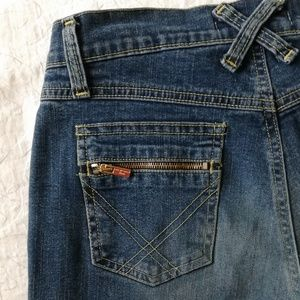 See By Chloe Jeans - See By Chloe Bootcut Jeans W/Boxing Glove Pocket